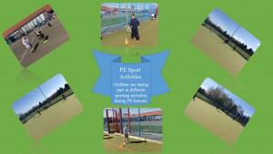 Sport PE Curriculum in Action