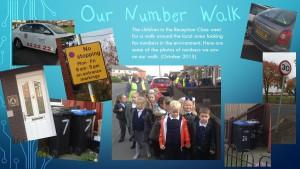 Number Walk Oct 2015