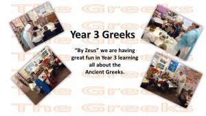 Year 3 - Greeks