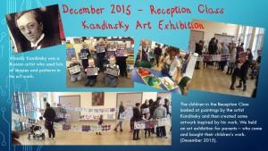 Kandinsky Art Show Dec 2015