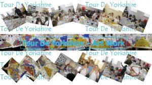 Tour De Yorkshire Art Work - Curriculum in Action